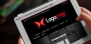 Diseñador de logotipos para empresas. Logocrea