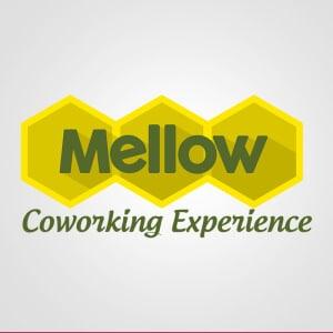 Mellow Coworiking Experience. Diseño de Logocrea