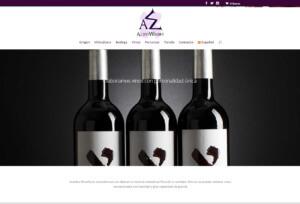 Aleph Winery diseñado por Logocrea