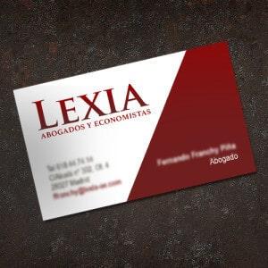 Logocrea | Diseño de tarjeta