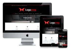 Logocrea   Diseño páginas webs