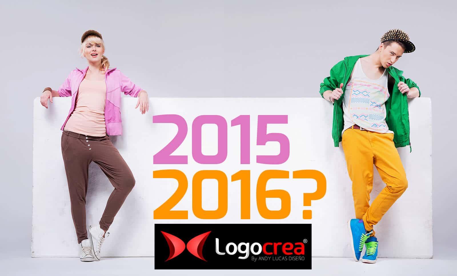 Los logotipos que fueron tendencia en 2015