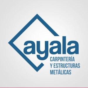 Carpintería Ayala. Diseño de Logocrea