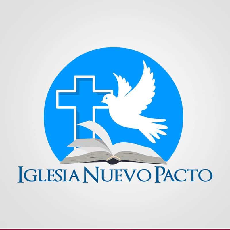 Iglesia Nuevo Pacto. Diseño de Logocrea