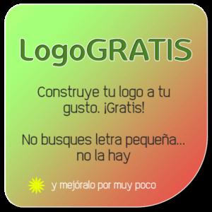 LogoGRATIS, Diseña gratis tu logotipo en Logocrea