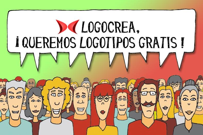 Diseño de logotipos gratis con LogoGratis de Logocrea