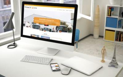 Diseño web dinámico para Somexga, S.A.