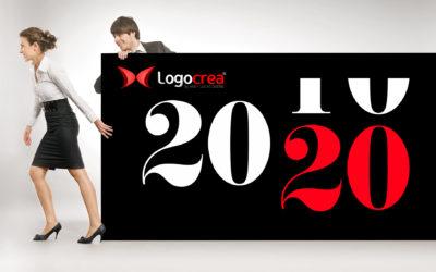 2010-2019 Resumen de una década en diseño de logos