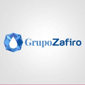 Grupo Zafiro. Diseño de Logocrea