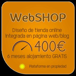 Logocrea | Diseño de tienda online
