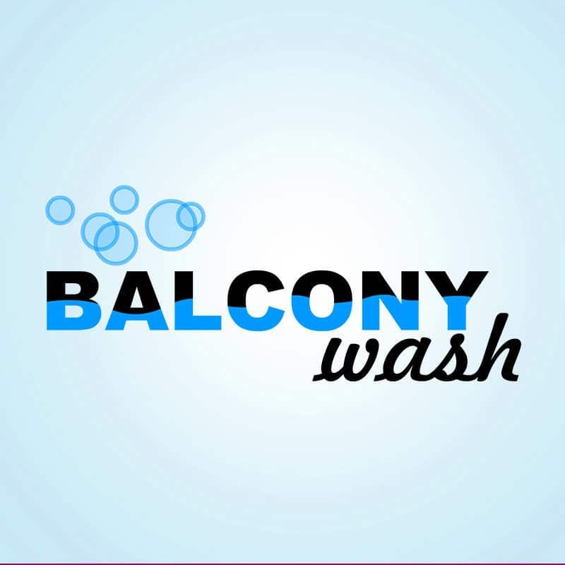 Balcony Wash
